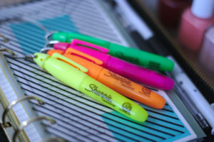 Sharpie Accent Mini Highlighters